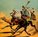 Camel racing in UAE Culture